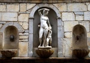 Fontana Venere Ciprea - Castelbuono