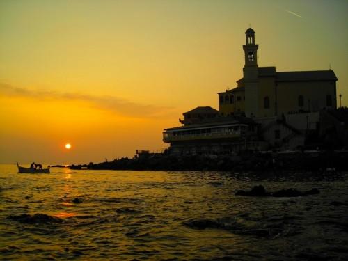 Genova - In sul calar del sole