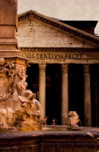 Fontana Del Pantheon - 1