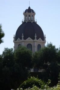 Cupola della Basilica di N.S. di Bonaria
