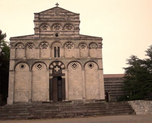 - San Pietro di Sorres -