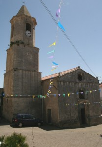 Chiesa Sant'Andrea- SEDINI