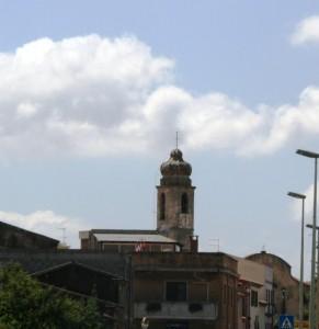 Campanile di Sant'Anna e San Martino- RIOLA