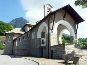 Chiesa dei Piani Resinelli