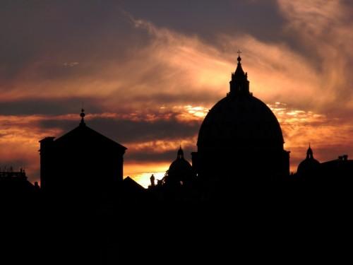 Roma - Quanto sei bella Roma quand'è er tramonto
