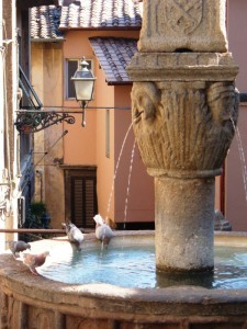 fontana tonna