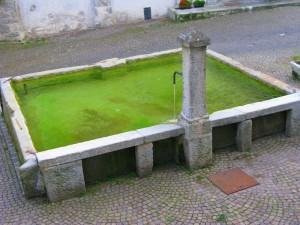 Fontana di Rango