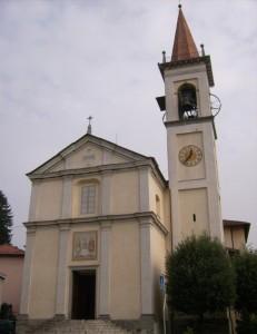 Chiesa di Travedona