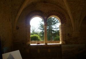 Bifora abbazia di San Galgano