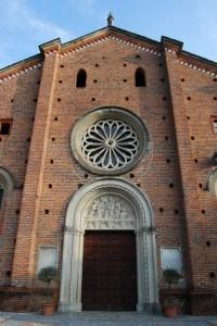 chiesa del patrono del paese