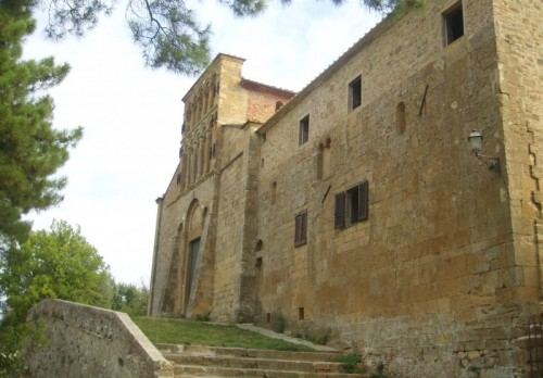 Gambassi Terme - Santa Maria Assunta a Chianni