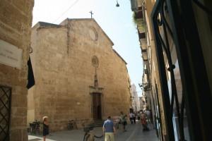 chuesa in centro ad Alghero