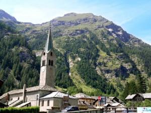 La chiesa NEI monti !