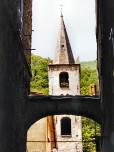 Scorcio sul campanile