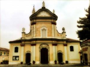 Chiesa parrocchiale di Tornaco (NO)