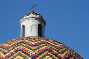 Cupola dela chiesa di S.Paolo-OLBIA