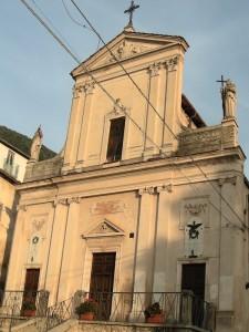 Chiesa parrocchiale di S. PIo delle Camere (AQ)