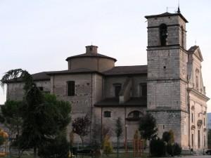 Chiesa parrocchiale di Poggio Picenze (AQ)