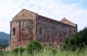 chiesa campestre San Lussorio