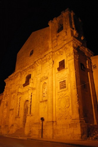 Naro - Chiesa di San Salvatore