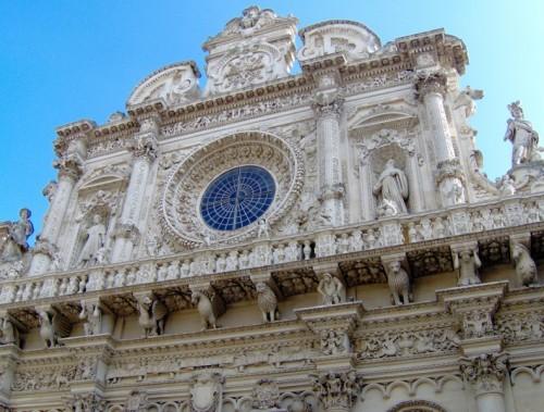 Lecce - Basilica di Santa Croce - Lecce