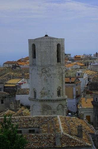 Monte Sant'Angelo - Il Campanile della Cattedrale di San Michele