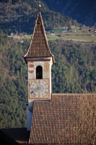 particolare di chiesetta