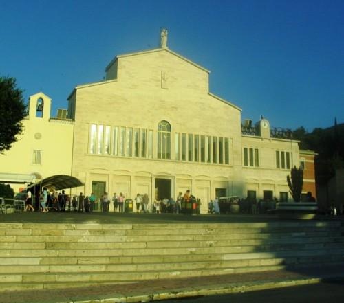 San Giovanni Rotondo - CHIESA DI SAN PIO DA PIETRELCINA -  SAN GIOVANNI ROTONDO (FG)