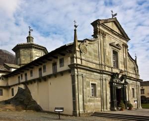 Basilica Antica - Santuario d'Oropa