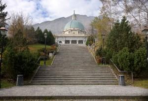 Basilica nuova - Santuario d'Oropa