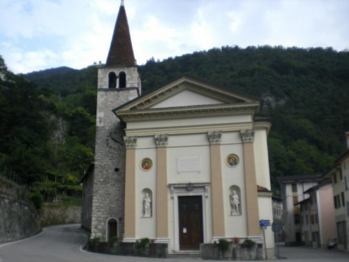 Cismon del Grappa - Chiesa di S.Bartolomeo