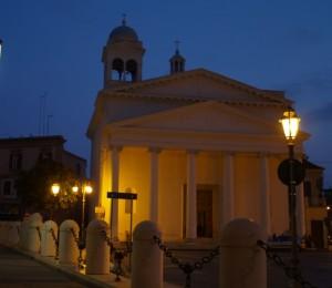 chiesa delle colonne