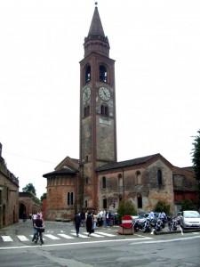 Piazza della chiesa.