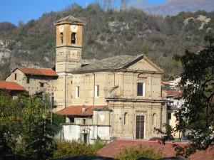 chiesa Santa Maria Assunta Villar Focchiardo TO