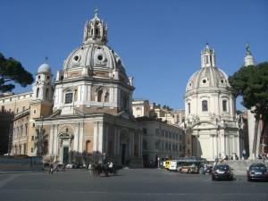 Santa Maria di Loreto ROMA