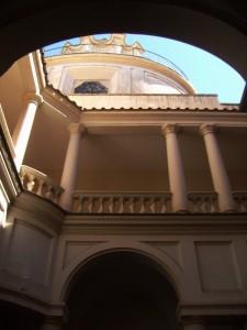Chiostro di San Carlo alle 4 fontane.