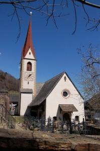la chiesa di San Nicolo'