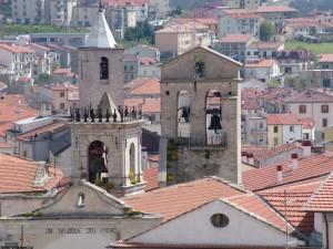 chiese borgo antico
