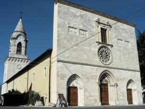 Chiesa di Santa Lucia - Magliano de' Marsi (AQ)
