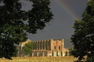 San Galgano Arcobaleno