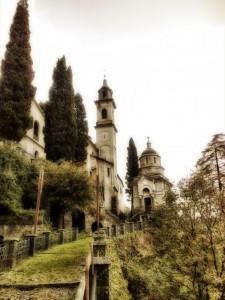 Chiesa Parrocchiale dei SS. Nazaro e Celso di Brienno (Co)