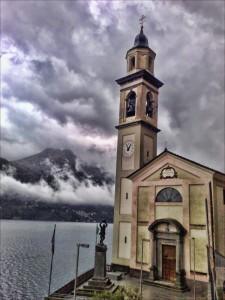 Chiesa Parrocchiale dei SS. Nazaro e Celso - Brienno (Co)