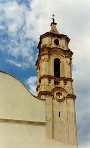 Torre campanaria di Bari Sardo
