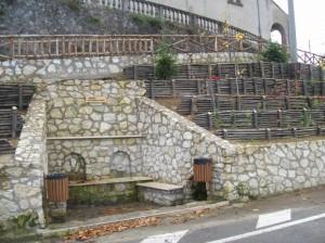 Fontana Madonna della Catena