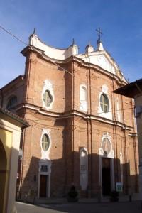 parrocchiale… tra le case