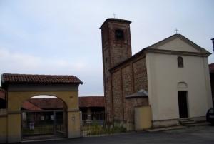 Chiesa e ingresso
