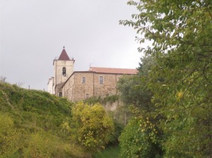 "Convento S. Francesco di Paola  ""retro"""