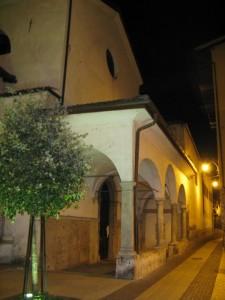 Chiesetta nel cuore di Trento