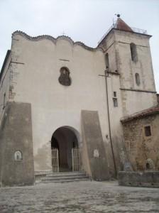 "Convento S. Francesco di Paola ""fronte"""