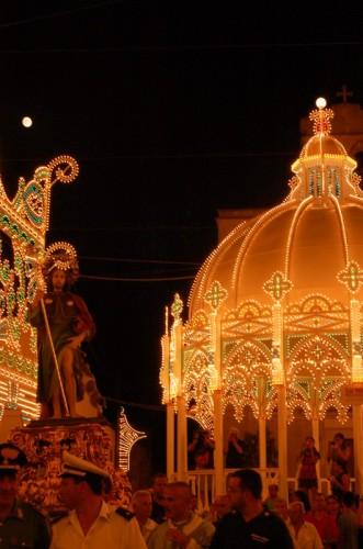 Ruffano - Festa di San Rocco - Processione